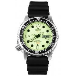 Kaufen Sie Citizen Herrenuhr Promaster Diver's 200M Automatik NY0040-09W