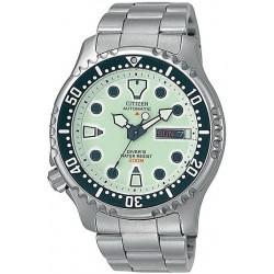 Kaufen Sie Citizen Herrenuhr Promaster Diver's Automatic 200M NY0040-50W