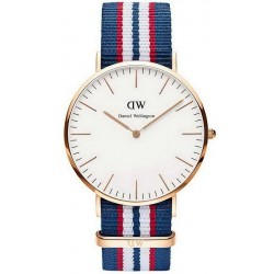 Daniel Wellington Herrenuhr Classic Belfast 40MM 0113DW