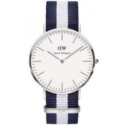 Kaufen Sie Daniel Wellington Herrenuhr Classic Glasgow 40MM DW00100018