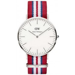 Daniel Wellington Herrenuhr Classic Exeter 40MM 0212DW