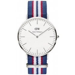Daniel Wellington Herrenuhr Classic Belfast 40MM 0213DW