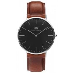 Kaufen Sie Daniel Wellington Herrenuhr Classic Black St Mawes 40MM DW00100130