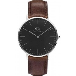 Daniel Wellington Herrenuhr Classic Black Bristol 40MM DW00100131