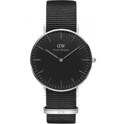 Kaufen Sie Daniel Wellington Unisexuhr Classic Black Cornwall 36MM DW00100151
