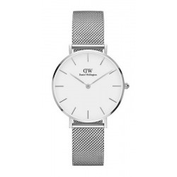 Daniel Wellington Damenuhr Classic Petite Sterling 32MM DW00100164
