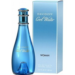 Kaufen Sie Davidoff Cool Water Damenparfüm Eau de Toilette EDT 100 ml