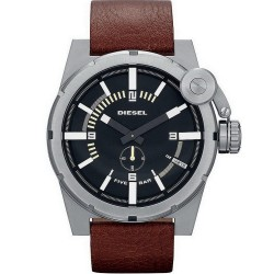 Diesel Herrenuhr Bad Company DZ4270