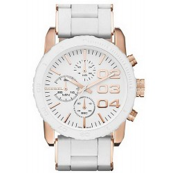 Diesel Damenuhr Double Down DZ5323 Chronograph