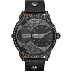 Diesel Unisexuhr Mini Daddy DZ7328 Dual Time