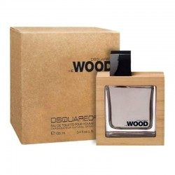 Dsquared2 He Wood Herrenparfüm Eau de Toilette EDT 100 ml