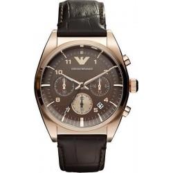 Kaufen Sie Emporio Armani Herrenuhr Franco AR0371 Chronograph