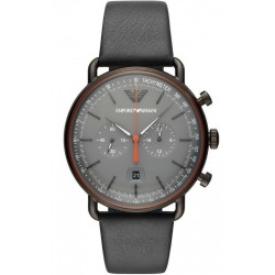 Kaufen Sie Emporio Armani Herrenuhr Aviator AR11168 Chronograph