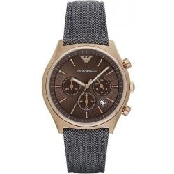 Kaufen Sie Emporio Armani Herrenuhr Zeta AR1976 Chronograph