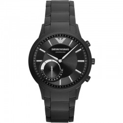 Kaufen Sie Emporio Armani Connected Herrenuhr Renato ART3001 Hybrid Smartwatch