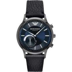 Kaufen Sie Emporio Armani Connected Herrenuhr Renato ART3004 Hybrid Smartwatch