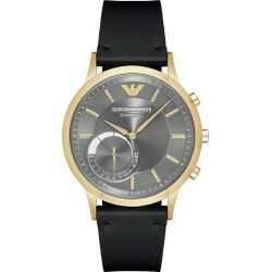 Kaufen Sie Emporio Armani Connected Herrenuhr Renato ART3006 Hybrid Smartwatch
