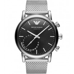 Kaufen Sie Emporio Armani Connected Herrenuhr Luigi ART3007 Hybrid Smartwatch