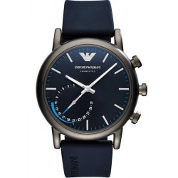 Kaufen Sie Emporio Armani Connected Herrenuhr Luigi ART3009 Hybrid Smartwatch