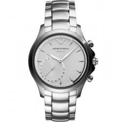Kaufen Sie Emporio Armani Connected Herrenuhr Alberto ART3011 Hybrid Smartwatch