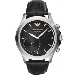 Kaufen Sie Emporio Armani Connected Herrenuhr Alberto ART3013 Hybrid Smartwatch