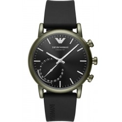 Kaufen Sie Emporio Armani Connected Herrenuhr Luigi ART3016 Hybrid Smartwatch