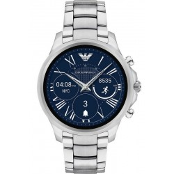 Kaufen Sie Emporio Armani Connected Herrenuhr Alberto ART5000 Smartwatch