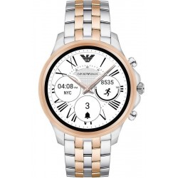Kaufen Sie Emporio Armani Connected Herrenuhr Alberto ART5001 Smartwatch