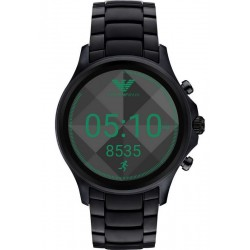 Kaufen Sie Emporio Armani Connected Herrenuhr Alberto ART5002 Smartwatch