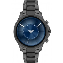 Kaufen Sie Emporio Armani Connected Herrenuhr Alberto ART5005 Smartwatch