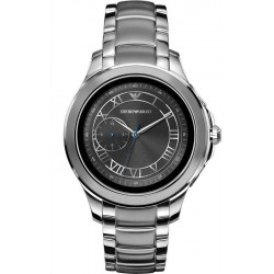 Kaufen Sie Emporio Armani Connected Herrenuhr Alberto ART5010 Smartwatch