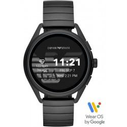 Kaufen Sie Emporio Armani Connected Herrenuhr Matteo ART5020 Smartwatch