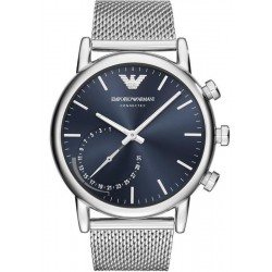 Kaufen Sie Emporio Armani Connected Herrenuhr Luigi ART9003 Hybrid Smartwatch