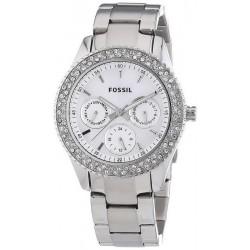 Kaufen Sie Fossil Damenuhr Stella ES2860 Quarz Multifunktions