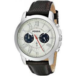 Kaufen Sie Fossil Herrenuhr Grant FS5021 Quarz Chronograph