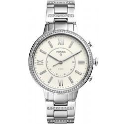 Fossil Q Damenuhr Virginia FTW5009 Hybrid Smartwatch