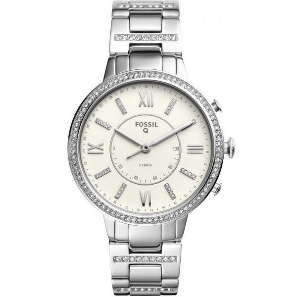 Kaufen Sie Fossil Q Damenuhr Virginia FTW5009 Hybrid Smartwatch