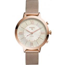 Kaufen Sie Fossil Q Damenuhr Jacqueline FTW5018 Hybrid Smartwatch