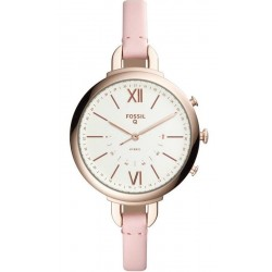Kaufen Sie Fossil Q Damenuhr Annette FTW5023 Hybrid Smartwatch