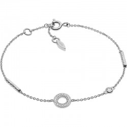 Fossil Damenarmband Sterling Silver JFS00474040