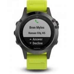 Kaufen Sie Garmin Herrenuhr Fēnix 5 010-01688-02 GPS Multisport Smartwatch