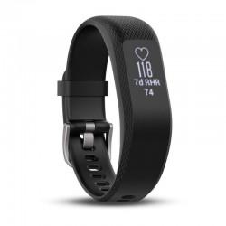 Garmin Unisexuhr Vívosmart 3 010-01755-00 Smartwatch Fitness Tracker S/M
