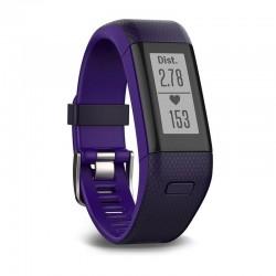 Garmin Unisexuhr Vívosmart HR+ 010-01955-31 Smartwatch Fitness Tracker Regular
