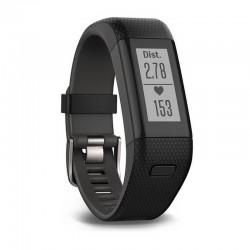 Garmin Unisexuhr Vívosmart HR+ 010-01955-33 Smartwatch Fitness Tracker XL