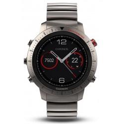 Garmin Herrenuhr Fēnix Sapphire Chronos 010-01957-01 GPS Multisport Smartwatch