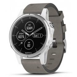 Kaufen Sie Garmin Herrenuhr Fēnix 5S Plus Sapphire 010-01987-05 GPS Multisport Smartwatch