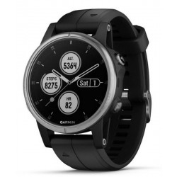 Kaufen Sie Garmin Herrenuhr Fēnix 5S Plus Glass 010-01987-21 GPS Multisport Smartwatch