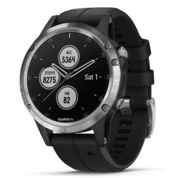 Kaufen Sie Garmin Herrenuhr Fēnix 5 Plus Glass 010-01988-11 GPS Multisport Smartwatch