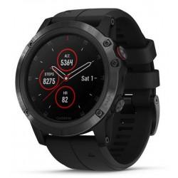 Kaufen Sie Garmin Herrenuhr Fēnix 5X Plus Sapphire 010-01989-01 GPS Multisport Smartwatch