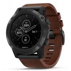 Kaufen Sie Garmin Herrenuhr Fēnix 5X Plus Sapphire 010-01989-03 GPS Multisport Smartwatch